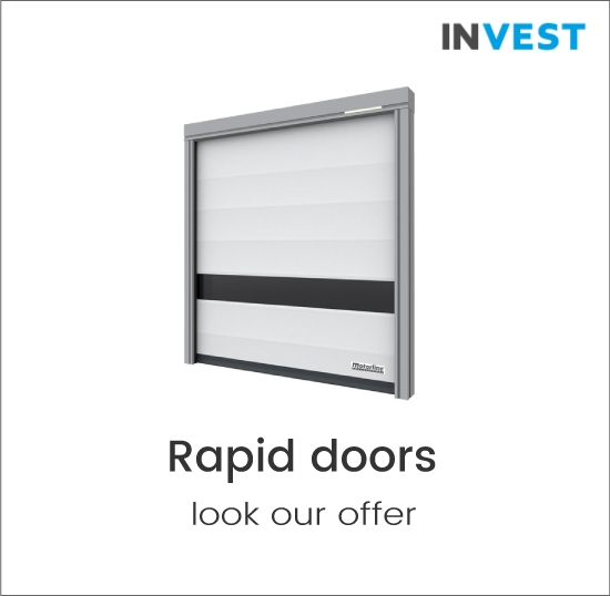 Rapid doors