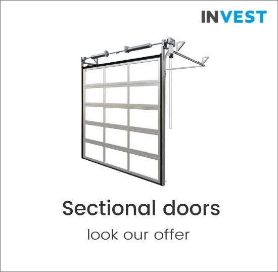 Industry door