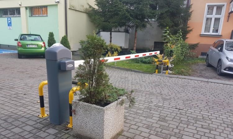 Szlabany parkingowe Gdańsk - Novadoor