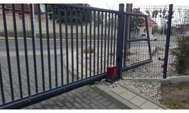 Napędy do bram przesuwnych - Novadoor