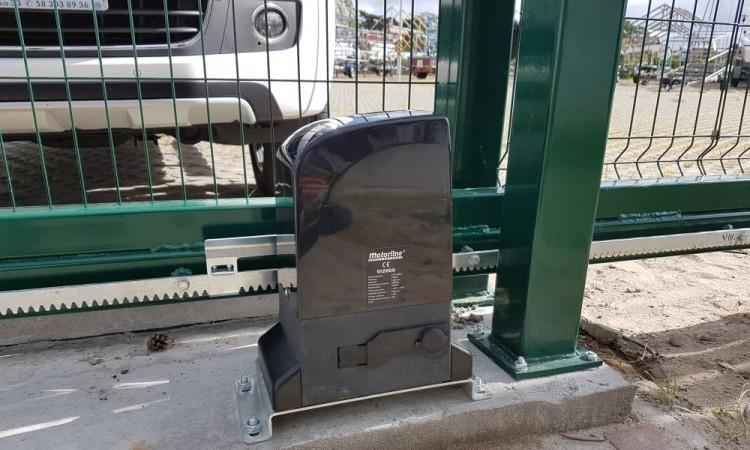 Novadoor - Automaty do bram przesuwnych