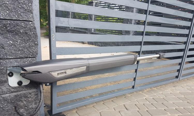 Automatyka do bram rozwiernych - Novadoor