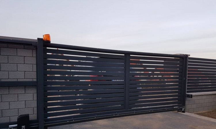 Novadoor - Automatyka do bram przesuwnych