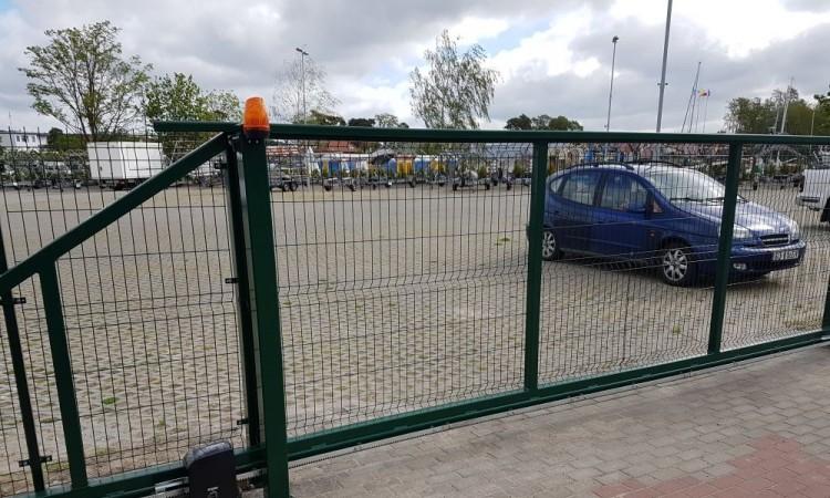 Silniki do bram wjazdowych - Novadoor