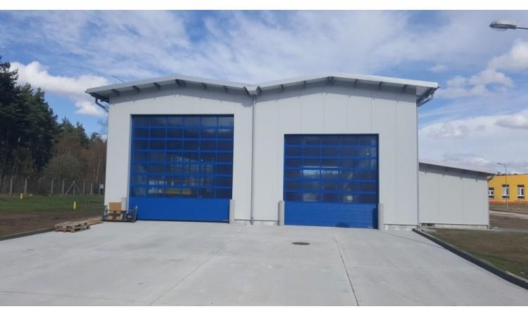 Novadoor Bramy garażowe segmentowe