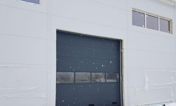 Brama Panelowa - Novadoor